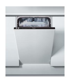 45 cm pločio Įmontuojama indaplovė WHIRLPOOL ADG 201