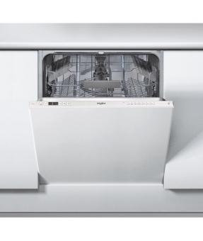 60 cm pločio Įmontuojama indaplovė WHIRLPOOL WIC 3C26