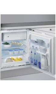 Įmontuojami po stalviršiu šaldytuvai