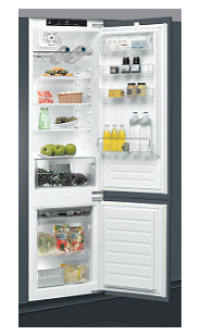 Įmontuojami šaldytuvai-šaldikliai