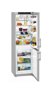 A+ klasės šaldytuvai su No Frost