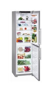 A++ klasės šaldytuvai su No Frost
