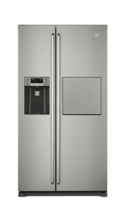 Side by Side šaldytuvai